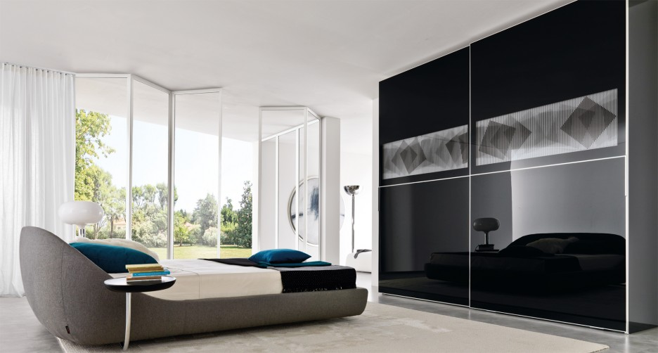 Stylish Interior Furniture Black Closet Ideas Design Feats